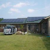 産業用ソーラーパネル01のサムネイル