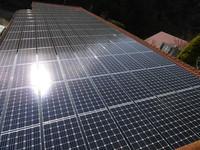 産業用ソーラーパネル04