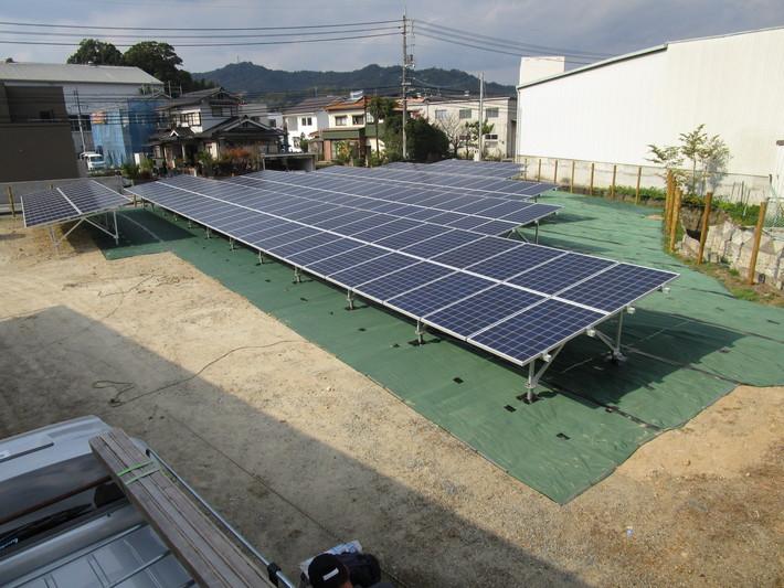 産業用ソーラーパネル03のサムネイル