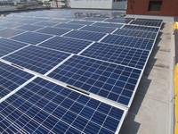 産業用ソーラーパネル02